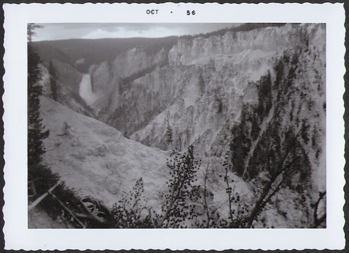 Yellowstone1956_GrandCanyonOfYellowstone2