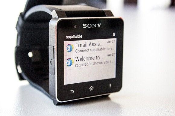 Conheça reqallable, o app smartwatch que resgata-lo de sobrecarga de notificações