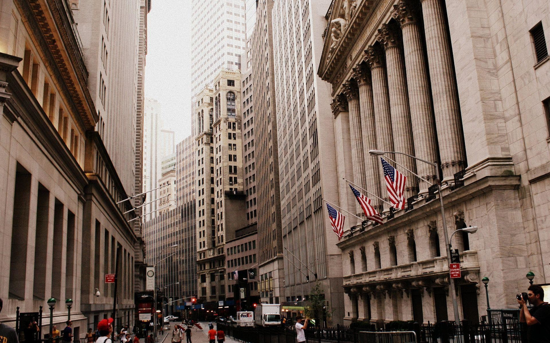 Wall Street Wallpaper Hd 69 Images