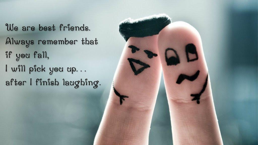 30 Best Friend Quotes For Best Friendship