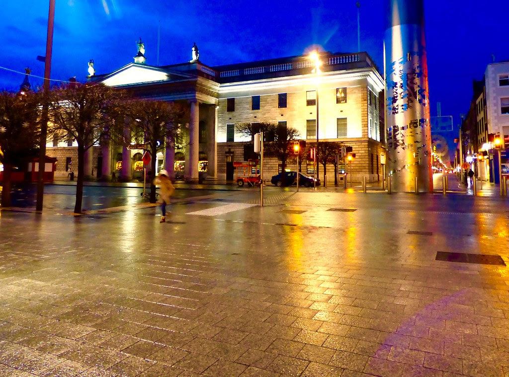 Dublin City Centre O'Connell Street #dailyshoot #Ireland