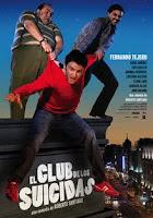 Cartel El club de los suicidas 01