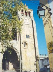 Evora's cathedral