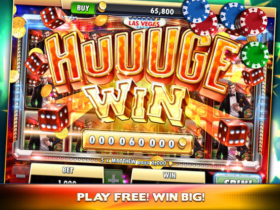 Casino slot free spins