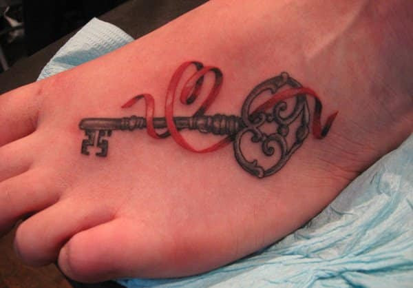 Foot Tattoos For Men Design Ideas For Guys