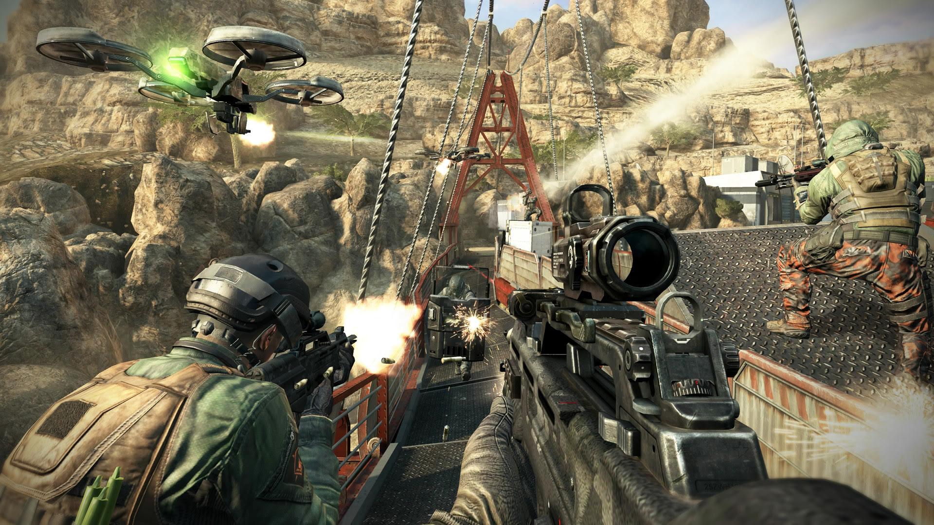 Call Of Duty Black Ops 2 Wallpaper 1920x1080 67337