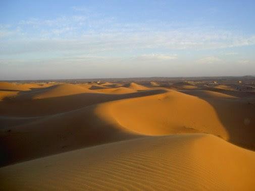 מדבר במרוקו