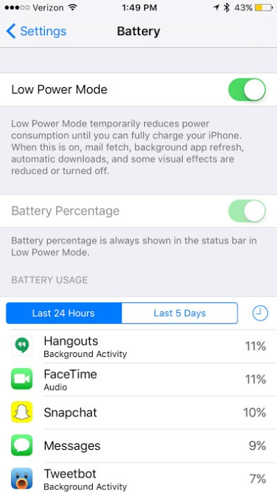 iOS-9-low-power