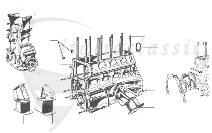 Alfa Romeo Spider Engine Diagram