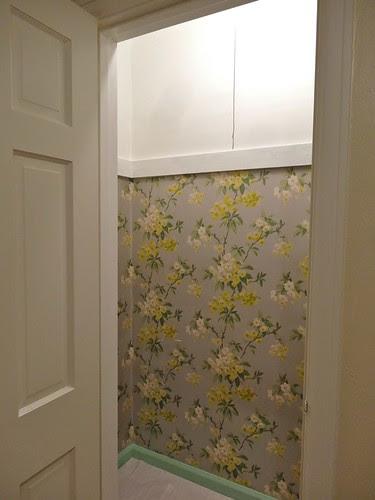 closet painting