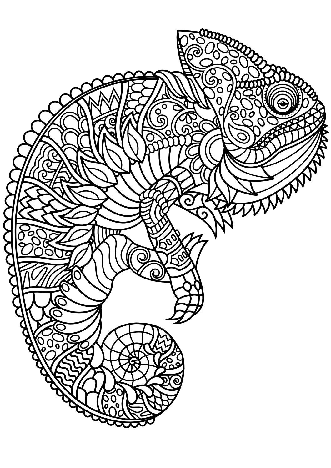 Fun Coloring Pages For Adults at GetColorings.com | Free ...