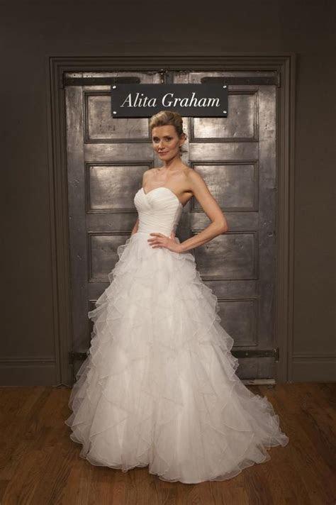 Alita Graham For Kleinfeld Peony Wedding Dress   Tradesy