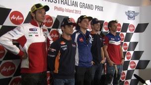 australian press conference