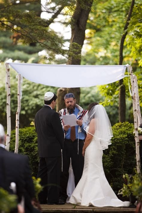 MOE of the GINN life.: Reception Rembered  Chuppah