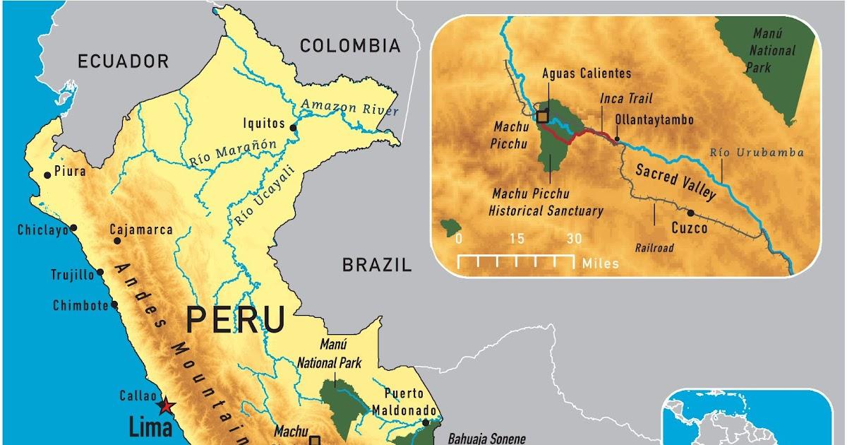 Peru Nazca Lines Google Maps - Maps