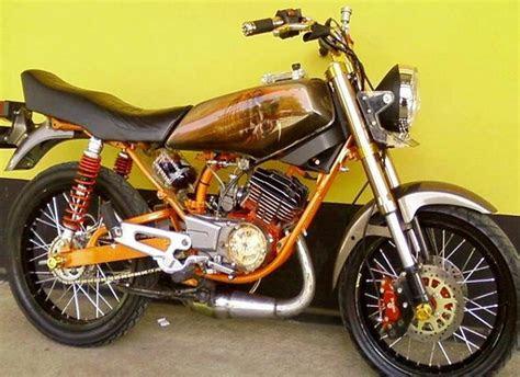 modifikasi yamaha rx king cobra touring desain king cobra