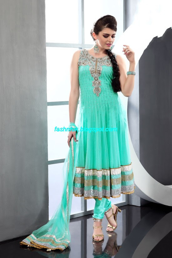 Anarkali-Churidar-Festival-Frocks-Fancy-Dress-Designs-New-Fashionable-Suits-Collection-2013-7