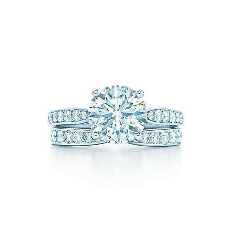 Tiffany Harmony® with Bead set Band   Engagement, Dream