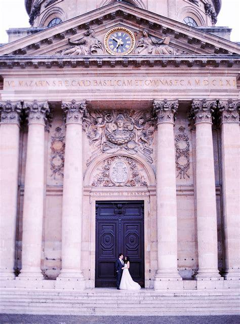romantic wedding Paris