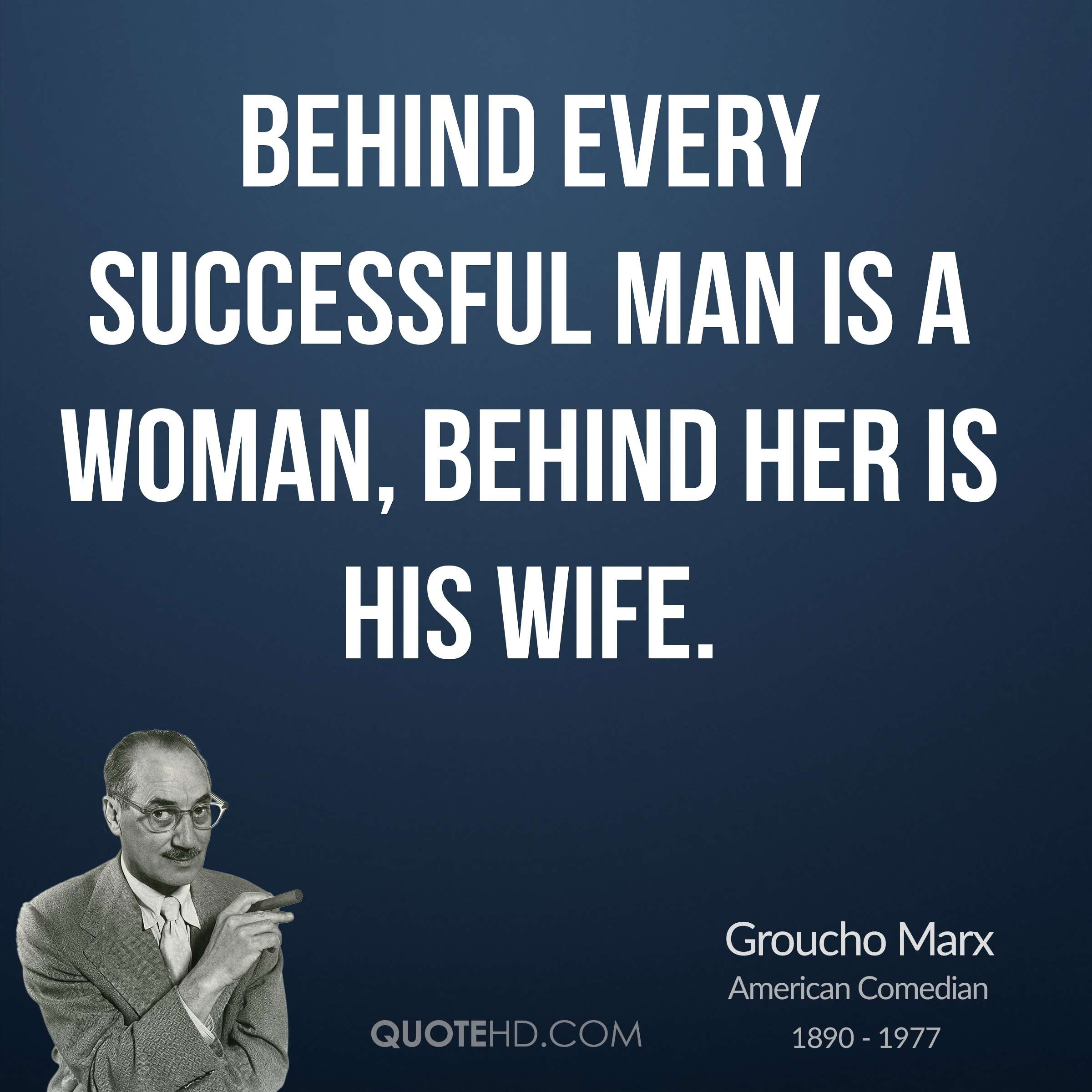 Groucho Marx Wife Quotes Quotehd