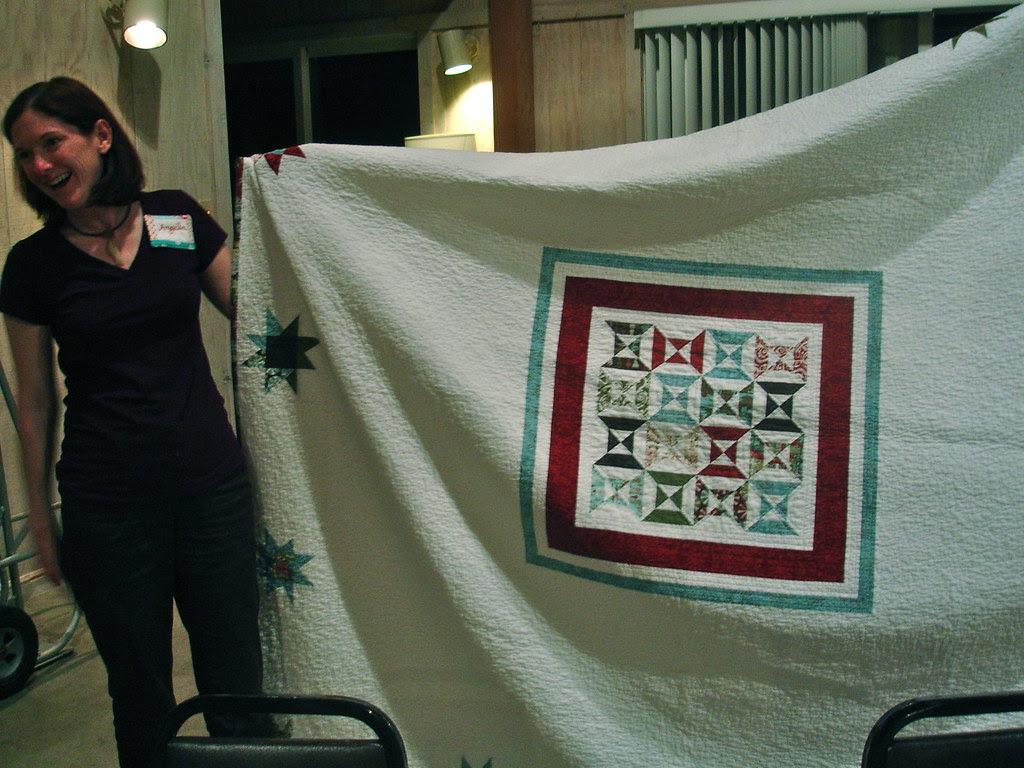 Angela's Tablecloth
