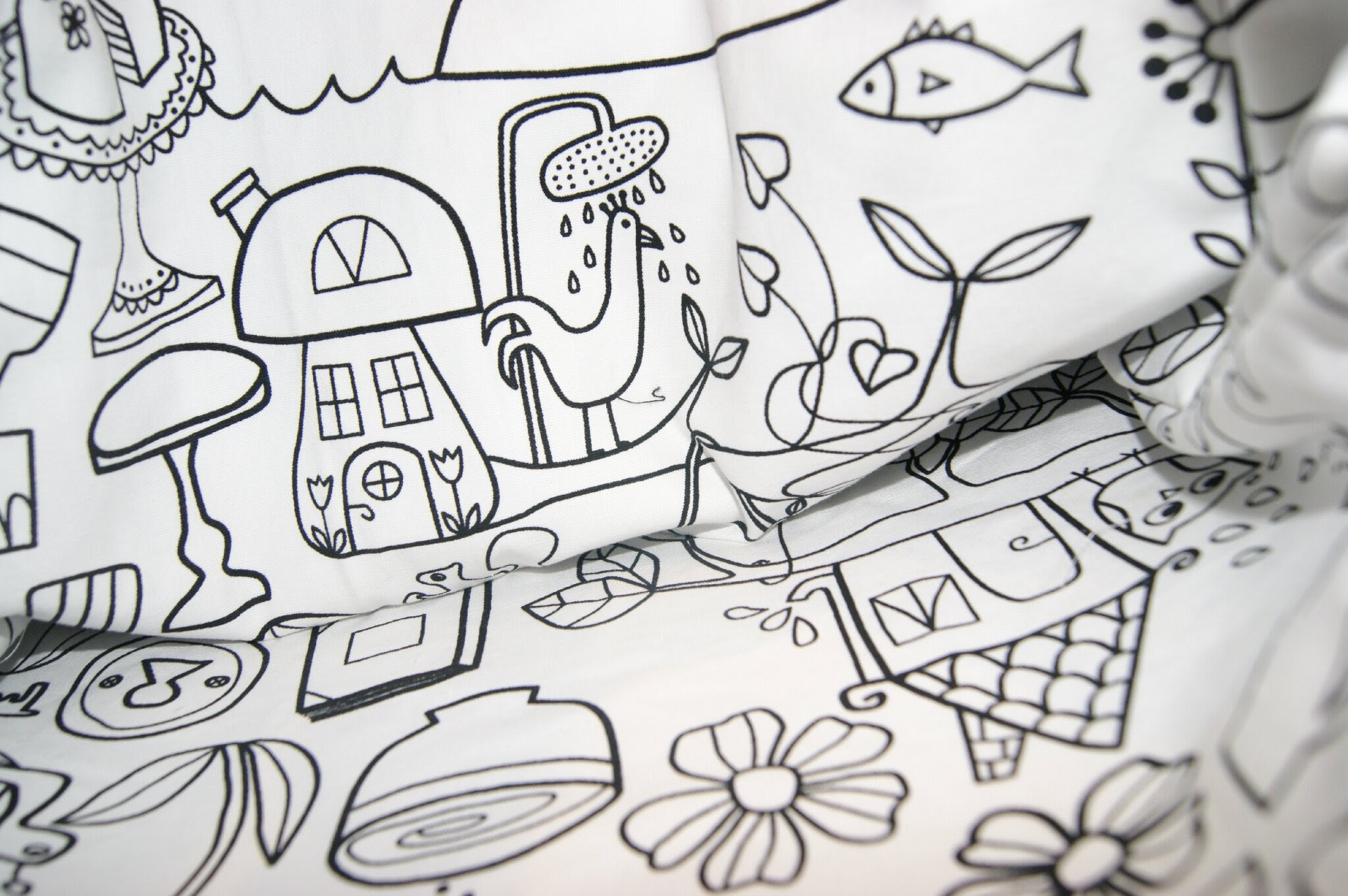 Cartable primaire fa§on coloriage