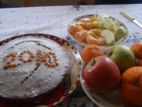 new year's lunch dessert