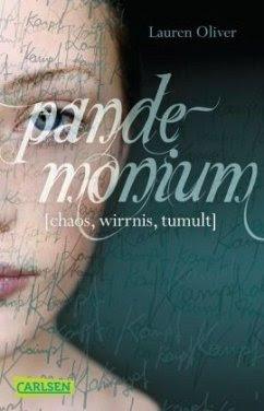Pandemonium / Amor Trilogie Bd.2 - Oliver, Lauren