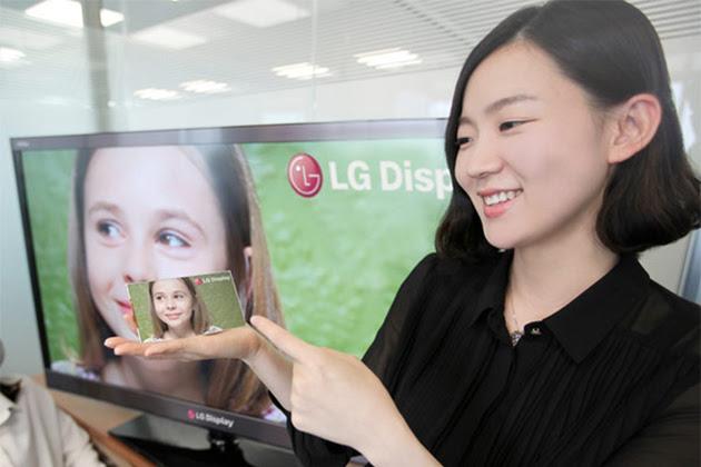 lg 1080p smartphone display