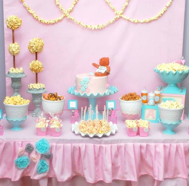 Pink And Blue Baby Shower Ideas Baby Interior Design
