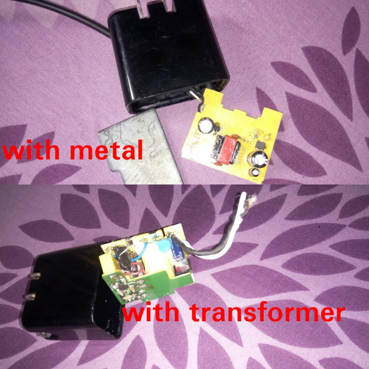 This Is What I Found Inside Original BB Charger