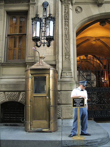 The Dakota, Upper West Side