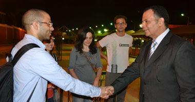 اللواء يعقوب حسن إمام السكرتير العام لمحافظة أسيوط