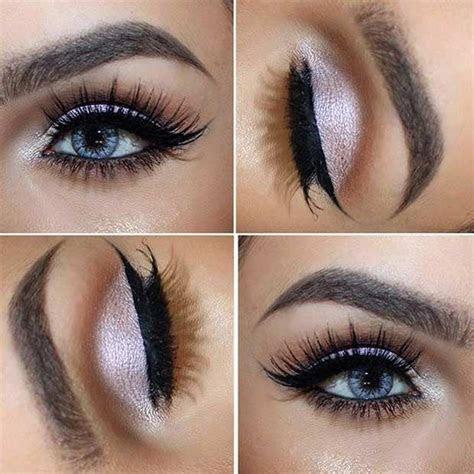Makeup   31 Eye Makeup Ideas For Blue Eyes #2575357   Weddbook