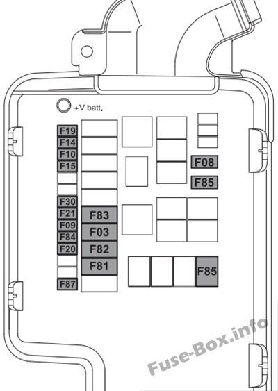 2000 Ford F150 4 6 Fuse Box Diagram
