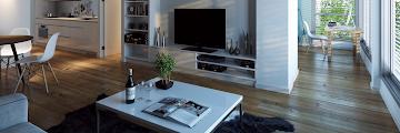 Open Kitchen Living Room Floor Plans