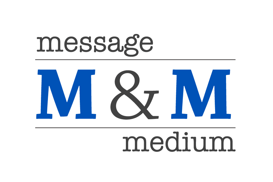 Image result for medium and message