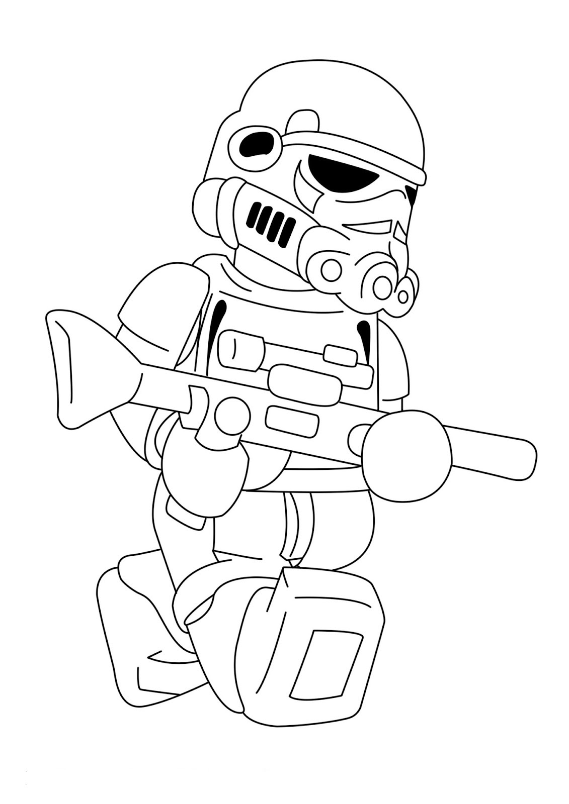 Download Lego Star Wars Coloring Pages - Best Coloring Pages For Kids