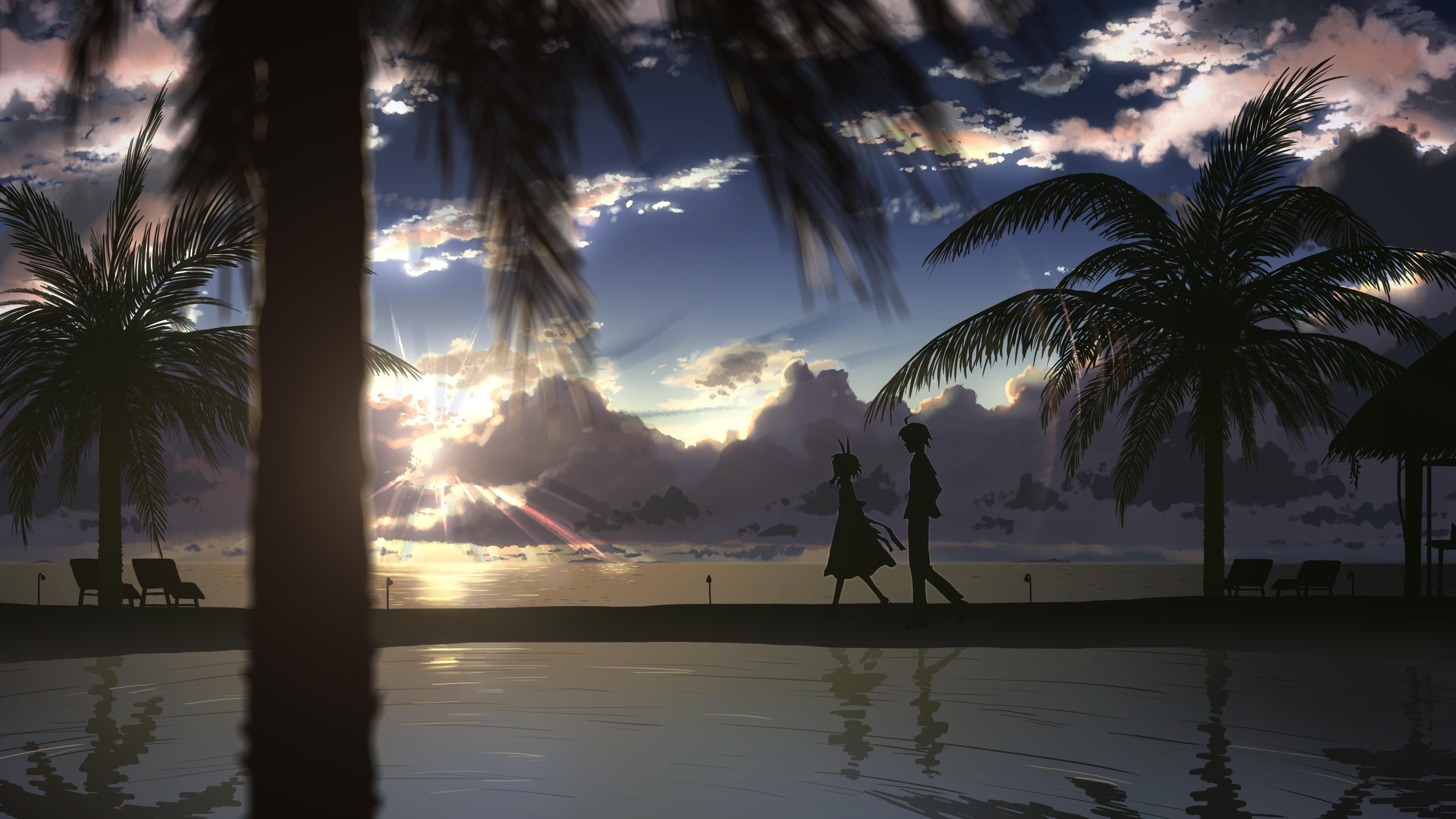 4K Anime Wallpaper  WallpaperSafari