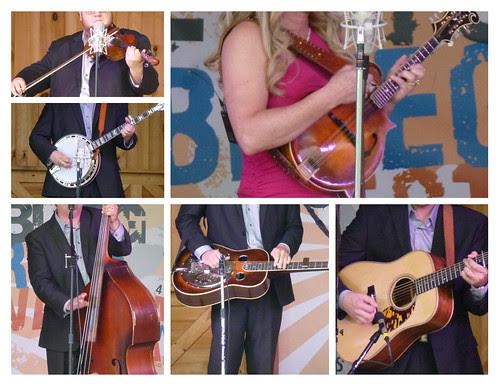 Best bluegrass band