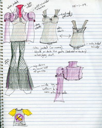 Fashion Sketch 15-01-09