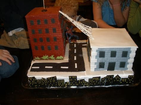 Some Amazing Buildings Themed Cakes