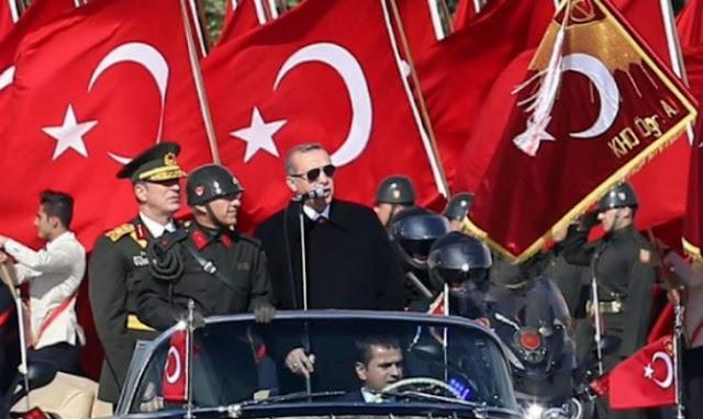 ΕΚΤΑΚΤΟ: Θέμα αναθεώρησης της Συνθήκης της Λωζάνης έθεσε ο Ρ.Τ.Ερντογάν: «Τα σύνορα αλλάζουν μόνο με πολέμους» – Έρχεται ελληνοτουρκικό επεισόδιο
