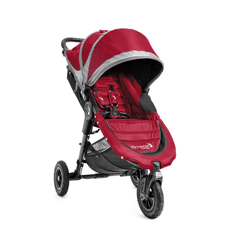 Buy Baby Jogger City Mini Gt Stroller Red Limited