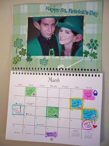 March 4 - Unique Calendar (3)