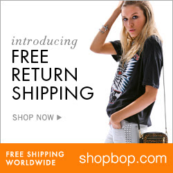 Free Return Shipping at Shopbop.com