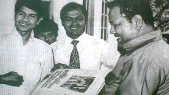 Punca P. Ramlee Jatuh Miskin