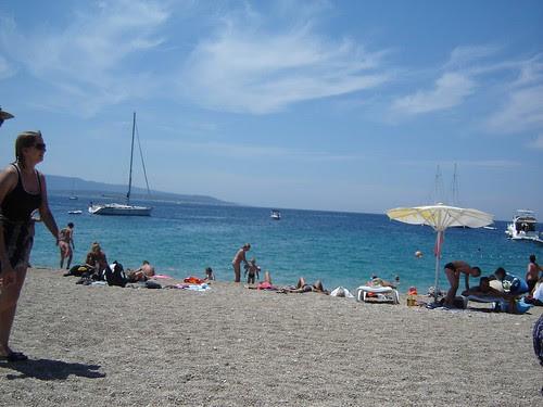 Bol island Brac, Croatia