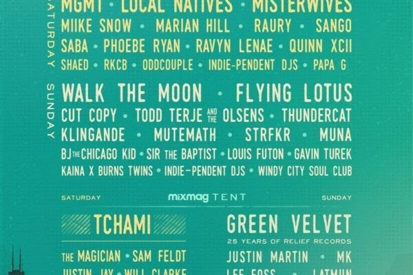 MGMT, Flying Lotus, Walk the Moon, Local Natives and More for Mamby on the Beach 2017