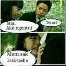 Download 82 Gambar Dp Bbm Bahasa Jawa Lucu Bikin Ngakak Terbaru
